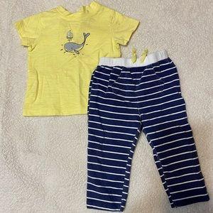 Baby boy summer wear